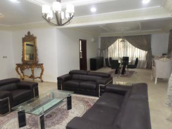 Furnished 4 Bedroom, 2 Sitting + Bq, Maitama District, Abuja, Detached Duplex for Rent