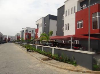 Luxurious 4 Bedrooms Semi Detached Duplex with Excellent Facilities, Osapa, Lekki, Lagos, Semi-detached Duplex for Sale