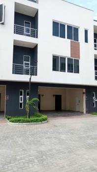 Luxury 3 Bedrooms Terrace with Bq, Osapa, Lekki, Lagos, Flat for Sale