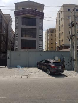 Modern Office Structure with Lettable Space of About 1500sqms with All The Modern Facilities, Situated on Admiralty Way, Lekki Phase 1, Lekki, Lagos, Office Space for Sale