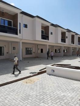 Tastefully Finished 4 Bedroom Terraced Duplex, Ikota Villa Estate, Lekki Phase 2, Lekki, Lagos, Terraced Duplex for Sale