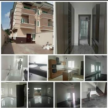 New Exquisitely Well Finished 4 Bedroom Semi Detached Duplex, Adeniyi Jones, Ikeja, Lagos, Semi-detached Duplex for Rent