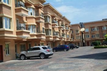 4 Bedroom Terraced Duplex Fully Serviced with  Bq, Lekki, Lagos, Terraced Duplex for Rent