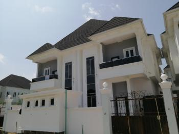 Tastefully Finished Four Bedroom Semi Detached House with a Room Bq, Chevron, Chevy View Estate, Lekki, Lagos, Semi-detached Duplex for Sale