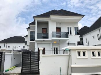 Elis Court. Newly Built 4-bedroom Fully-detached Duplex, Elis Court, Chevron Alternative Drive, Lekki Phase 2, Lekki, Lagos, Flat for Sale