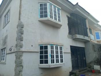 a Well Structured Semi Finished Duplex Within a Nice Estate Environment, Off Cedacrest Hospital, Apo, Abuja, Semi-detached Duplex for Sale