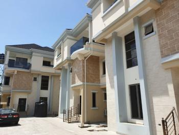 Luxury 4 Bedroom Terrace with Bq with Adequate Security and, Lekki Phase 1, Lekki, Lagos, Terraced Duplex for Rent