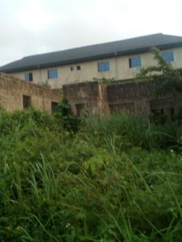 3 Bedrooms Flat and One Mini Flat on One Plot, Obafemi Owode, Ogun, Block of Flats for Sale