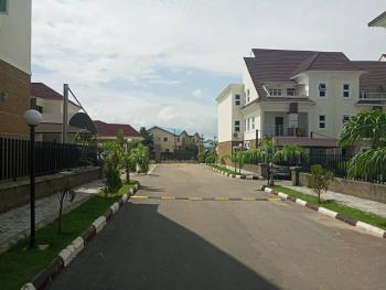 Top Notch 5 Bedroom Semi Detached Duplex with Guest Room, Airport Road, Jabi, Abuja, Semi-detached Duplex for Sale