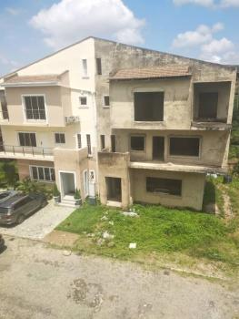 4 Bedroom Semidetached Triplex, Hill View Estate Onex Layout, Mpape, Abuja, Semi-detached Duplex for Sale