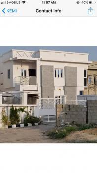 New 4 Bedroom Duplex with Indoor Swimming Pool, Berra Estate, Lekki, Lagos, Detached Duplex for Sale