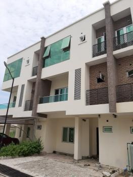 Luxury Brand New Serviced Upstairs 2 Bedroom Apartment in an Estate, Chevy View Estate, Lekki, Lagos, Flat for Rent