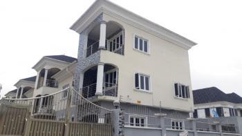 Self Serviced 4 Bedroom Fully Detached Duplex, Osapa, Lekki, Lagos, Detached Duplex for Rent