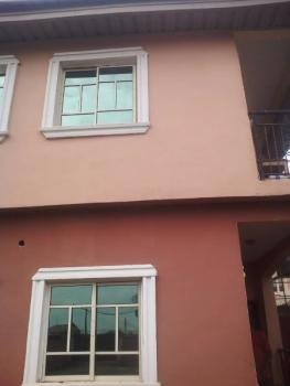 Brand New 2 Bedroom Flat, Babs Aregbesola Street, Ago Palace, Isolo, Lagos, Mini Flat for Rent