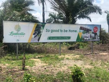 Lushville Estate Land, Oribanwa, Ibeju Lekki, Lagos, Residential Land for Sale