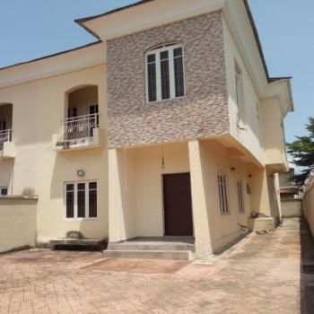 4 Bedroom Semi-detached House with Ample Parking Space, Saheed Ola Close Off General Emdin Street, Lekki Phase 1, Lekki, Lagos, Semi-detached Duplex for Rent