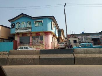 2 Nos of a Storey Building of 6 Flats of 3 Bedroom Flat on Land Size of 856.703sqm with C of O, Yaya Abatan Road, Ogba, Ikeja, Lagos, House for Sale