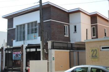 Luxury 5 Bedroom Semi-detached Duplex with Bq, Josiah Omon Off Audu Ekpeka, Off Admiralty Way, Lekki Phase 1, Lekki, Lagos, Semi-detached Duplex for Sale
