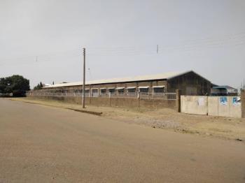 3 Bare Warehouse, Sabon Gari, Kaduna, Warehouse for Sale