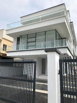 Luxury 4 Bedroom Detached  Duplex with Bq., Pinnock Beach Estate, Osapa, Lekki, Lagos, Detached Duplex for Sale