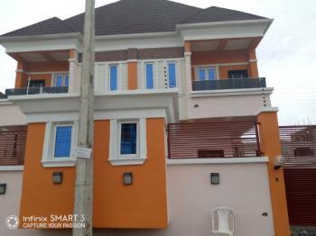 4 Bedroom Semi-detached Duplex with a Bq, Idado, Lekki, Lagos, Semi-detached Duplex for Sale