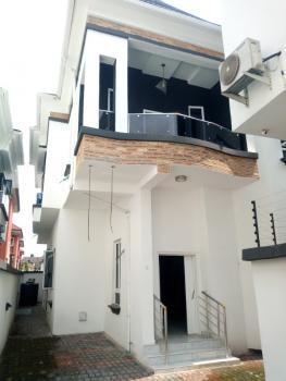 Massive 4 Bedroom Semi Detached Duplex, Osapa, Lekki, Lagos, Detached Duplex for Rent