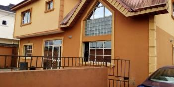 New Detached 4 Bedroom with 2 Units of 3 Bedroom, Federal Housing Estate, Isheri Olofin, Alimosho, Lagos, Detached Duplex for Sale
