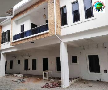 for Sale Newly Built 12 Unit of 4 Bedroom Terraced Duplex Located By 2nd Toll Gate ,lekki Lagos, 2nd Toll Gate, Lekki Phase 1, Lekki, Lagos, Terraced Duplex for Sale