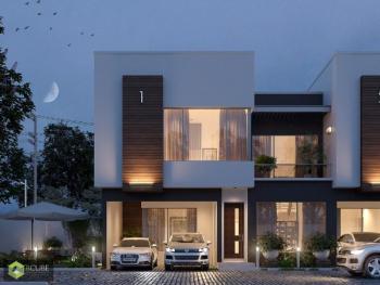 Brand New 4 Bedroom Semi Detached, Lekki Phase 1, Lekki, Lagos, Semi-detached Duplex for Sale
