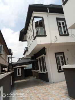 4 Bedroom Fully Detached Duplex with a Bq, Osapa, Lekki, Lagos, Detached Duplex for Sale