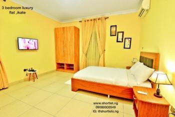 3  Bedroom Luxurious House - Ikate, Ikate Elegushi, Lekki, Lagos, House Short Let