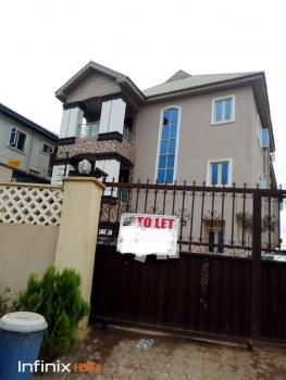 Luxury 3 Bedroom, Iroko Estate Along Lasu-isheri Express Way, Isheri Olofin, Alimosho, Lagos, Flat for Rent