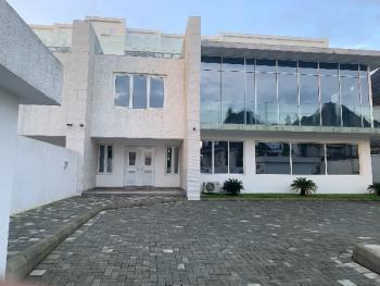 4 Bedroom English Inspired Glass-house, Maitama District, Abuja, Semi-detached Duplex for Rent