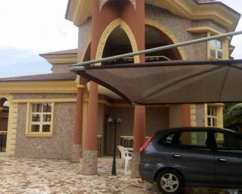 Nicely Built Ensuit 4 Bedrooms Duplex, with 2parlours,, Etete, Off De Limit Rd, Gra., Benin, Oredo, Edo, Detached Duplex for Sale