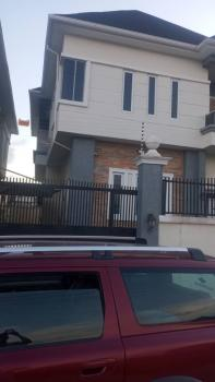 a Four Bedroom Fully Detached Duplex with Bq on a Paved Road in an Estate., Divine Homes Estate., Thomas Estate, Ajah, Lagos, Detached Duplex for Rent