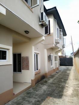 Clean Spacious 3 Bedroom Terrace Duplex with Just Two Tennants, Before  Sangotedo Shop Rite Ajah Lagos, Peninsula Garden Estate, Ajah, Lagos, Terraced Duplex for Rent