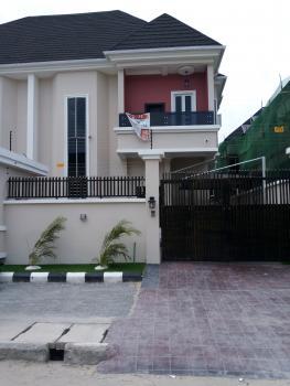 Specious Brand New 4 Bedroom Duplex with Bq, Chevron Drive, Lekki, Lagos, Semi-detached Duplex for Sale