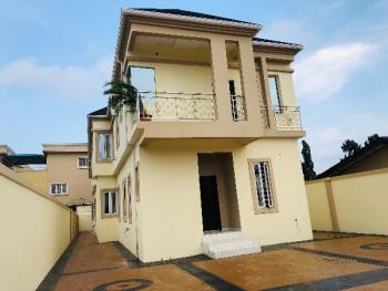 Newly Built 5 Bedroom Detached House with Bq, Omole Phase 2, Ikeja, Lagos, Detached Duplex for Sale