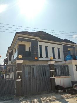Lovely 4 Bedroom Semi Detached Duplex, Chevron Alternative Route, Chevy View Estate, Lekki, Lagos, Semi-detached Duplex for Rent