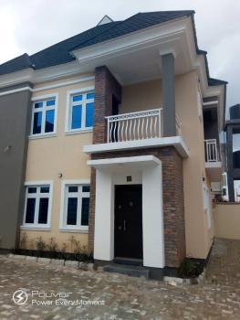 Luxury 4 Bedroom Semi Detached Duplex Plus 1 Room Attached Bq, Gowon Estate, Egbeda, Alimosho, Lagos, Semi-detached Duplex for Sale
