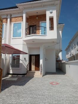 Newly Built 4 Bedroom Semi Detached Duplex, Chevron Alternative Route, Chevy View Estate, Lekki, Lagos, Semi-detached Duplex for Rent