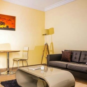 Upmarket Serviced One Bedroom Apartment, Off Admiralty Way, Lekki Phase 1, Lekki, Lagos, Mini Flat Short Let