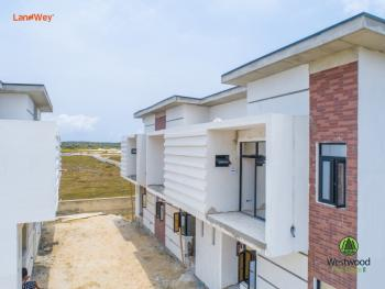 Westwood Nooks, Secure a Pay and Pack in 4 Bedroom Semi Detached House with Governor Consent, Sangotedo Lagos, Novare Mall After The Prominent Lekki Conservation Center Before Vgc, Ibeju Lekki, Lagos, Semi-detached Duplex for Sale
