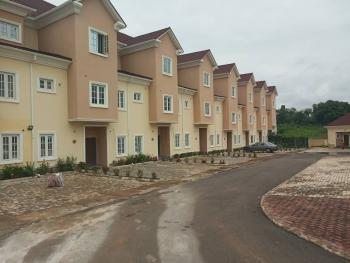 5 Bedroom Terrace Duplex with Box Room and Study Room, Ptech Estate, Close to Police Station, Life Camp, Gwarinpa, Abuja, Terraced Duplex for Sale