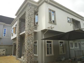 Tastefully Finished Duplex with Bq, Chevy View Estate, Lekki, Lagos, Semi-detached Duplex for Rent