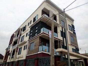 Newly Built 7 Unit of Executive 3 Bedroom Flat with  a Bq, Ikeja Gra, Ikeja, Lagos, Flat for Rent