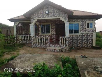 Lovely 3 Bedroom Bungalow, Ifo Bank Bus Stop, Agbado, Ifo, Ogun, Detached Bungalow for Sale