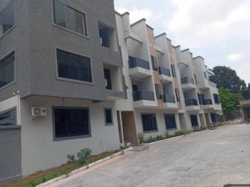 Luxury and Tastefully Built 4 Bedroom Terraced Duplex with a Room Bq, Mojisola Onikoyi Estate, Ikoyi, Lagos, Terraced Duplex for Sale