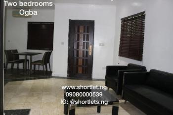 2 Bedroom  Flat   Ogba Ikeja., Ogba, Ikeja, Lagos, House Short Let