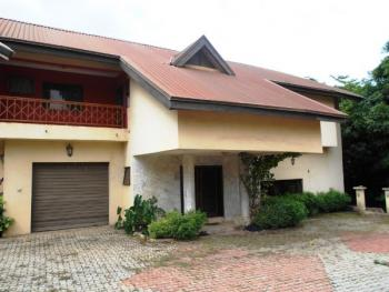 3 Units of 5 Bedrooms Fully Detached Houses Complemented with 2 Rooms Bq per Unit, Justice Sowemimo, Asokoro District, Abuja, Semi-detached Duplex for Sale